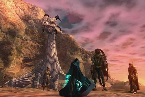 EverQuest 2 - GU67 Darkness Dawns - Kobaltnarbe
