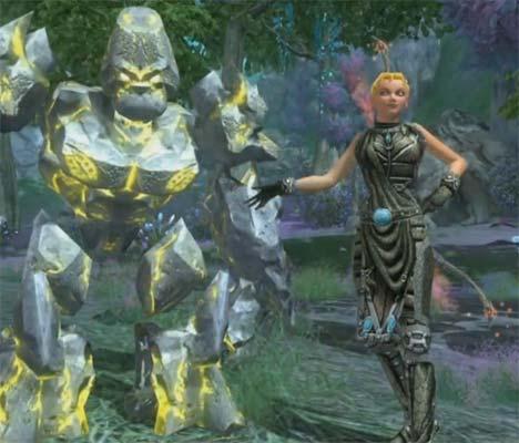 """EverQuest II - Neue Klasse """"Channeler"""" mit Konstrukt-Pet"""