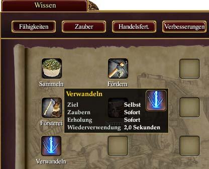 """EverQuest 2 - Fähigkeit """"Verwandeln"""""""