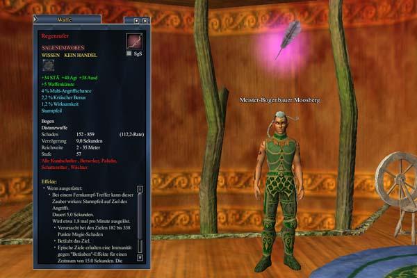 "EverQuest 2 - Erbequest ""Die Opfer des Feenkrieges"""