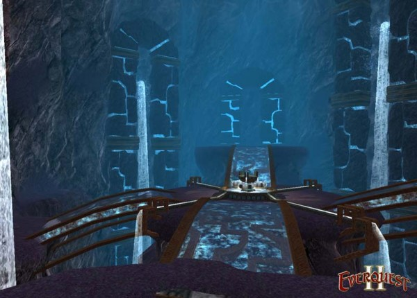 """EverQuest 2 - Prestige-Haus \""""Große Halle von Thurgadin\"""""""