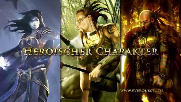 EverQuest 2 - Neuer TV-Spot von ProSiebenGames