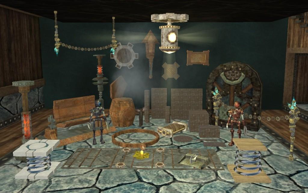 EverQuest 2 - neue Hausgegenstände zum Bastelfest 2014