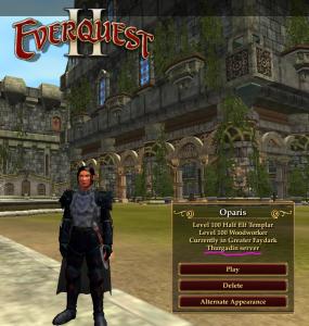 EverQuest 2 - Thurgadin ist der neue Server für die Valor Spieler