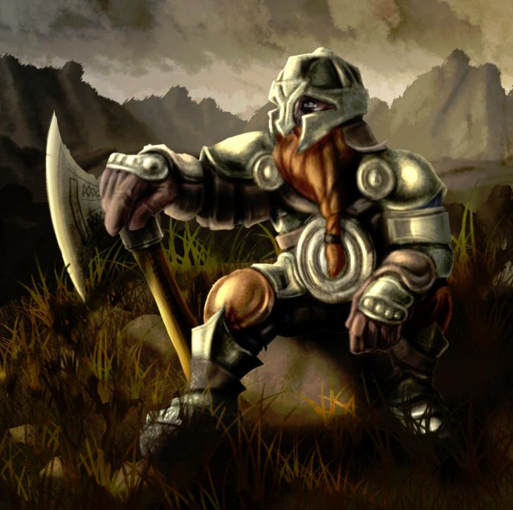 EverQuest 2 - Kaladim Server
